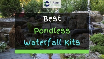 5 Best Pondless Waterfall Kits Reviewed